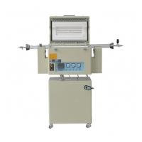 RTF1200-1200-1200三温区转动管式炉
