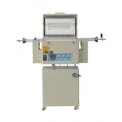 RTF1200-1200双温区转动管式炉