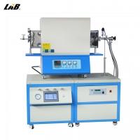 KTL-CVD-1700-1700 双温区管式炉CVD系统