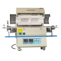 KTL1100-1100双温区高温高压炉
